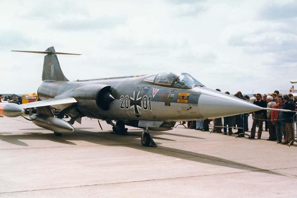 Starfighter Abstürze Bundeswehr